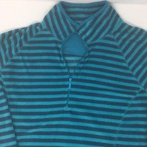 Joe Fresh soft fleece pullover shirt women sz XL